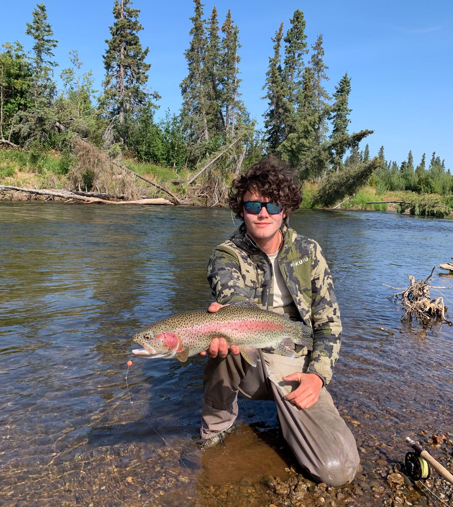 Alaskan-Rainbow-Trout